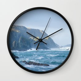 Cliffs at Port Wall Clock