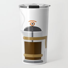 aromatic glance Travel Mug