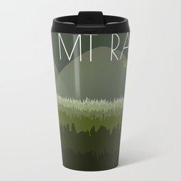 Gorgeous Mount Rainier Travel Mug