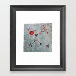 cassiopeia Framed Art Print