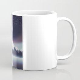 Lake at night Coffee Mug