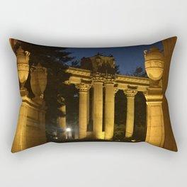 Palace Night Rectangular Pillow