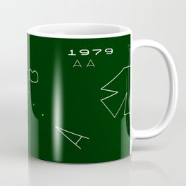 ASTEROIDS Coffee Mug