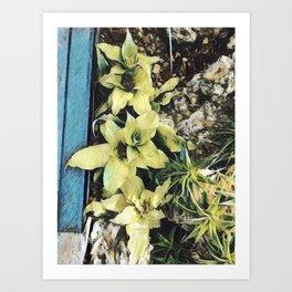 Plant Bundle Art Print