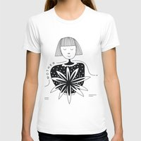 mother T-shirts featuring Mother by Bhavya Minocha