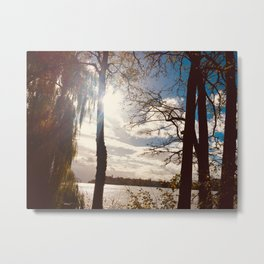 With You From Dusk Till Dawn Photography Metal Print