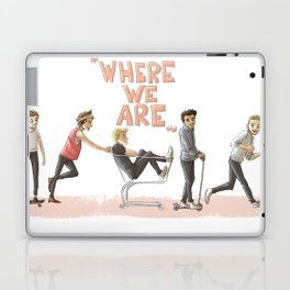 WWAT Laptop & iPad Skin