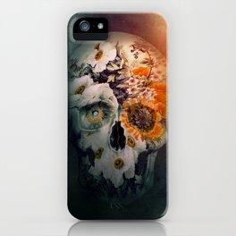 Skull Still Life II iPhone Case