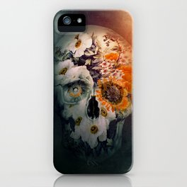 Skull Still Life II iPhone Case