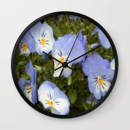 Petite fleur from Bechet Wall Clock