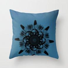 Cirsium 'Taurus' Throw Pillow