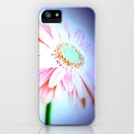 gerberas pink iPhone Case