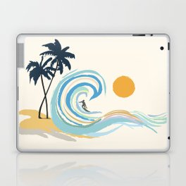 Minimalistic Summer II Laptop & iPad Skin