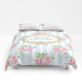 Belle Jardiniere Comforters