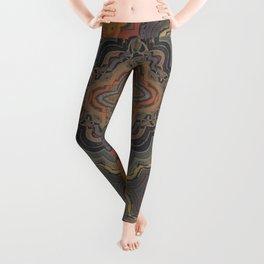 Persia Mandalada (Chalkworks) Leggings
