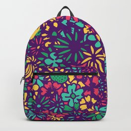 Floral – Modern Pop Backpack