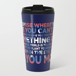 Civil War Quote Travel Mug
