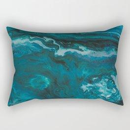 Ocean Depths 1 Rectangular Pillow
