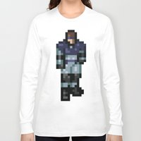 metal gear Long Sleeve T-shirts featuring Metal Gear by Elegant As Phoque