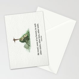 brazil // travel inspired stationery Stationery Cards