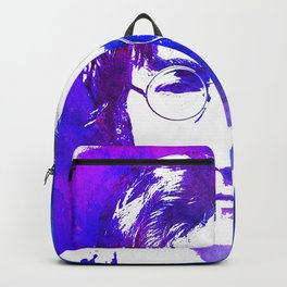 Watercolor Portrait Backpack
