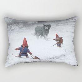 furry demon Rectangular Pillow