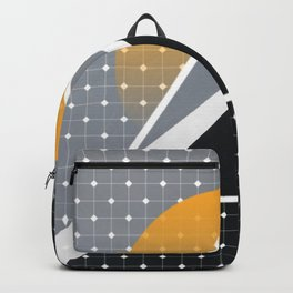 London - Abstract Sunset Backpack