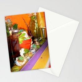 Florist Pop Art Stationery Cards