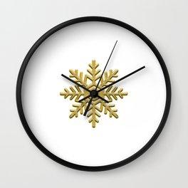 Christmas ornament #society6 #decor #buyart Wall Clock