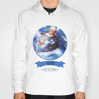 league of legends Hoodies featuring League Of Legends - Nunu by TheDrawingDuo