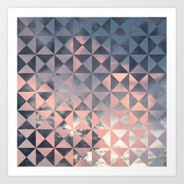 Sight Quilt Block Art Print