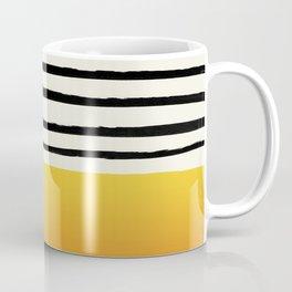 Sunset x Stripes Coffee Mug