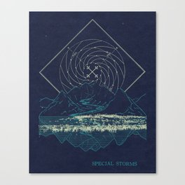Special Storms Canvas Print