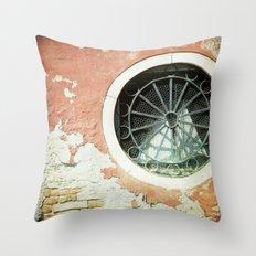 The Portal - Venice Throw Pillow