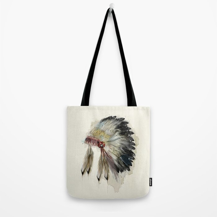 Headdress Tote Bag