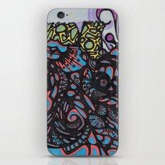 Circus Seas iPhone & iPod Skin