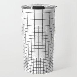 3 Grids Travel Mug