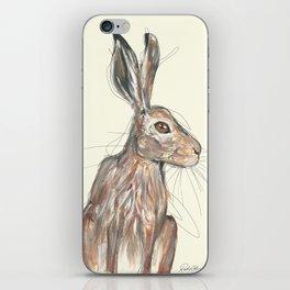 British Hare iPhone Skin