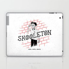 Skooleton Laptop & iPad Skin