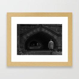 Tunnelity Framed Art Print