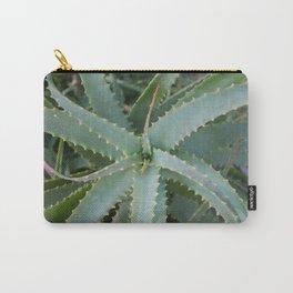 Aloe Vera  Carry-All Pouch
