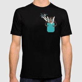 Pocket support Sym T-shirt
