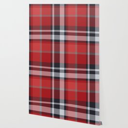 Colors Of Christmas (Plaid 4) Wallpaper