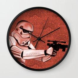 Star War Wall Clock