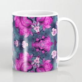 mandala 9 purple #mandala Coffee Mug