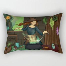 Potion Maker Rectangular Pillow