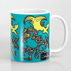 Kissing Dragon Mug