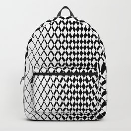 digital snakeskin Backpack