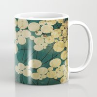spring Mugs featuring spring by Laura Graves