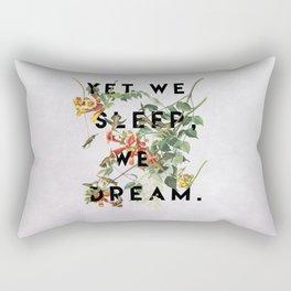 Midsummer's Night Rectangular Pillow